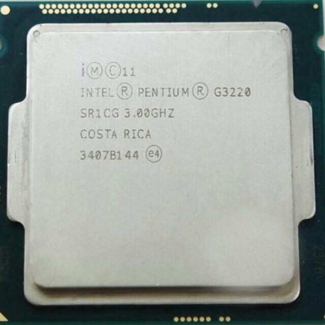 Cpu G3240 , 3250 dùng cho socket 1150 Giá chỉ 595.000₫