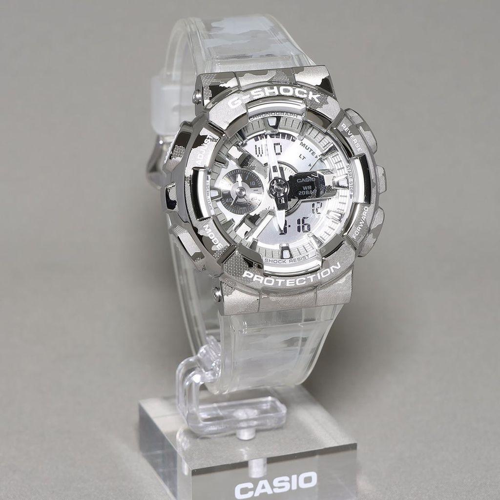 [Mã FARSBR243 giảm 15% đơn 249K] Đồng hồ Casio nam G-Shock GM-110SCM-1ADR