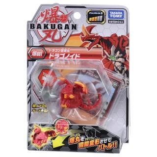 Quyết Đấu Bakugan – Chiến Binh Rồng Lửa Dragonoid Red