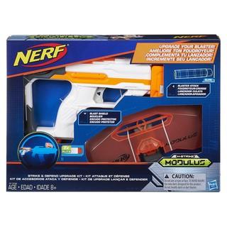 Phụ kiện Nerf Modulus Strike And Defend Upgrade Kit- Chính hãng
