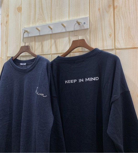 "LIMITED EDITION - ""keep in mind"""