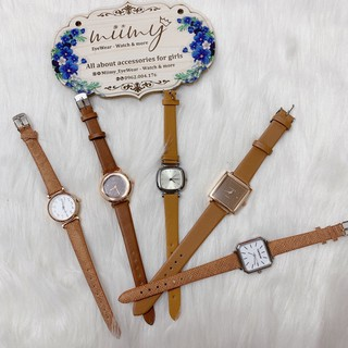 Đồng hồ nữ thời trang hàng Quảng Châu