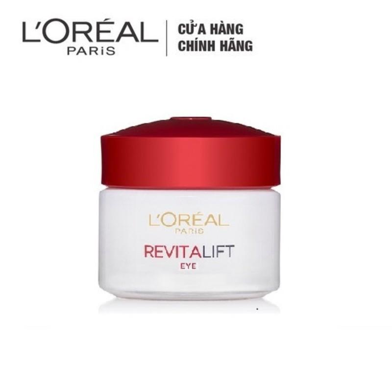 Kem dưỡng mắt săn chắc da & giảm nếp nhăn L'Oréal Paris Revitalift Double Lifting Eye