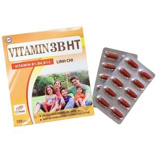 VITAMIN 3B HT