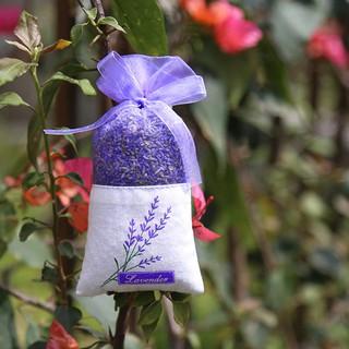 Túi thơm chứa nụ hoa oải hương khô nhập khẩu thumbnail