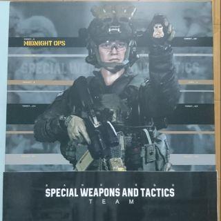 1/6 mô hình lính fbi damtoys 78044