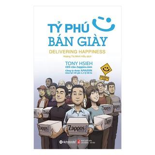 Sách - Tỷ Phú Bán Giày