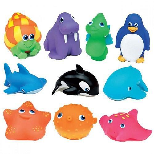 Đồ chơi nhà tắm cho bé Munchkin 10 động vật biển