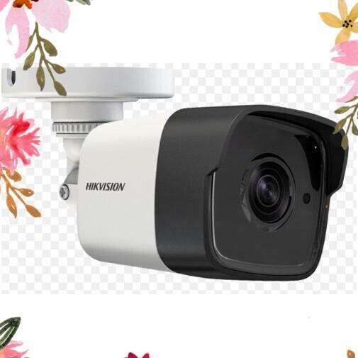 (Rẻ Shock Nhiệt) Camera HD-TVI Starlight 2MP hình trụ hồng ngoại ngoài trời HIKVISION DS-2CE16D8T-IT (Trắng)
