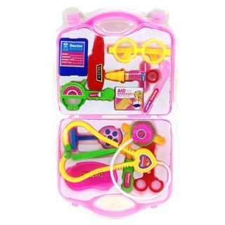 vali đồ chơi y tế