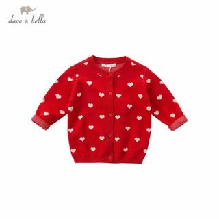 Áo khoác thu cho bé gái_Dave&Bella_DBM14521 thumbnail