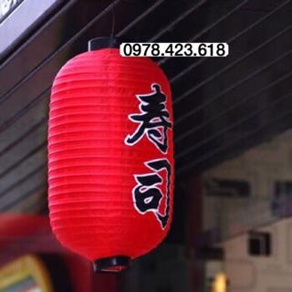 Đèn lồng Hongkong – đèn lồng vải lụa Nhật Bản
