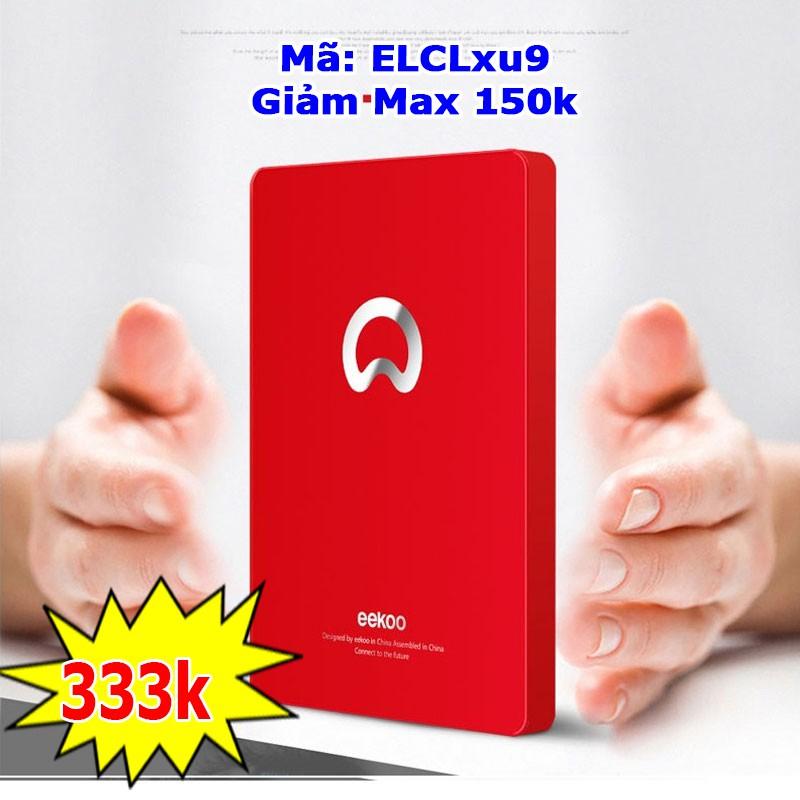 [Mã ELCLXU9 hoàn 10% xu đơn 400K] Ổ cứng SSD 120Gb Fuhler Eekoo BH 3 năm