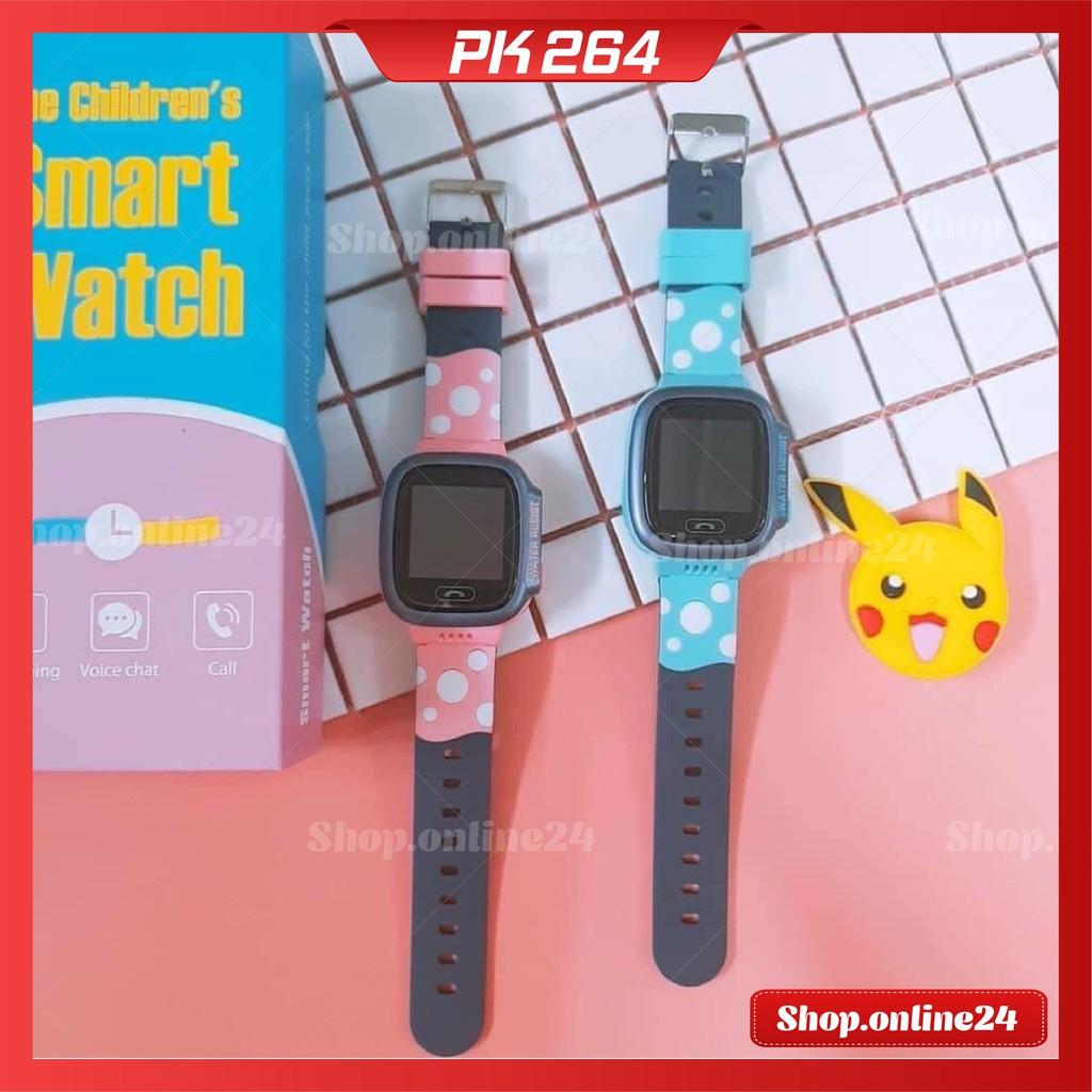Đồng hồ định vị thông minh Y92 cho trẻ em - Hỗ trợ tiếng Việt, Kháng nước IP67-Bảo hành 12T