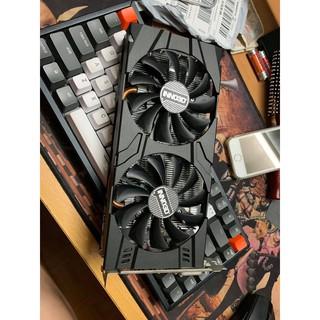 VGA Card màn hình GTX 1060 3G INNO3D 2 Fan thumbnail