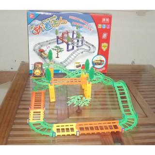 Bộ lắp ráp mô hình tàu hỏa Paija P01