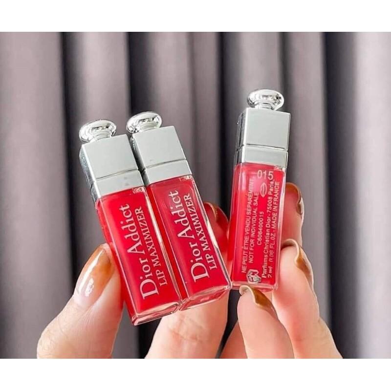 Dior Lip Maximizer 015 mới nhất