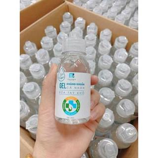 Gel Kháng Khuẩn cá nhân 120ml MC PHARMA – Diệt Khuẩn Nhanh 99%,Mùi Thơm Dễ Chịu.