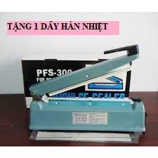 [VỎ SẮT]máy hàn miệng túi PFS 30cm|MÁY HÀN MIỆNG TÚI PFS 300MM|Máy Ép Miệng Túi 300 Vỏ Sắt| máy ép màng co 30cm