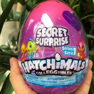 Trứng khổng lổ Hatchimal