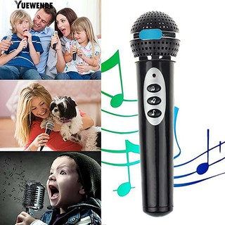‴Children Girls Boys Microphone Mic Karaoke Singing Kids Funny Music Toy Gift