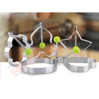 Khuôn chiên trứng làm pancake nhiều hình (lấy ngẫu nhiên 1 mẫu)