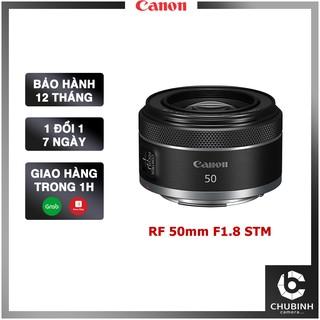 [Mã 229ELSALE hoàn 7% đơn 300K] Ống kính Canon RF 50mm F1.8 STM Tặng Dán Skin 3M thumbnail