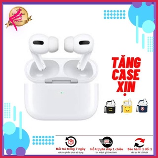 [người bán địa phương] Tai Nghe Bluetooth TWS Pro - Chống ồn, Định vị, Đổi tên - Thế Hệ Thứ 3 - Bảo Hành 6 Tháng thumbnail