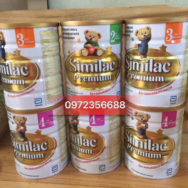 Sữa Similac Premium Nga số 1-2-3-4 (xách tay, lon 900g) - 3305611 , 1125768831 , 322_1125768831 , 620000 , Sua-Similac-Premium-Nga-so-1-2-3-4-xach-tay-lon-900g-322_1125768831 , shopee.vn , Sữa Similac Premium Nga số 1-2-3-4 (xách tay, lon 900g)