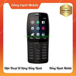 Hình ảnh Điện Thoại Nokia 210 2 Sim - Hàng Chính Hãng - Hồng Hạnh Mobile-3