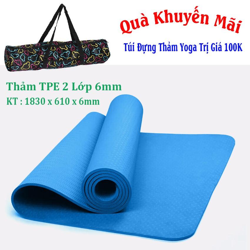 [Free Ship] Thảm Yoga 1 Lớp + Túi Đựng Thảm (Xanh Dương Nhạt) - 3053537 , 1060527332 , 322_1060527332 , 400000 , Free-Ship-Tham-Yoga-1-Lop-Tui-Dung-Tham-Xanh-Duong-Nhat-322_1060527332 , shopee.vn , [Free Ship] Thảm Yoga 1 Lớp + Túi Đựng Thảm (Xanh Dương Nhạt)