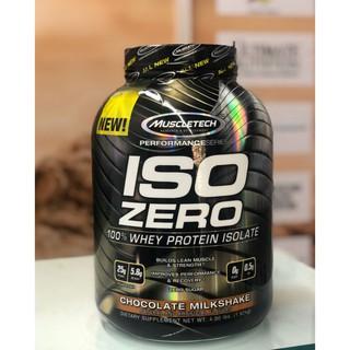 [Chính Hãng] Whey Protein Iso Zero 4lbs (1kg8) Vị Milk Chocolate