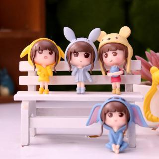 4 Mô hình cô gái sáng tạo