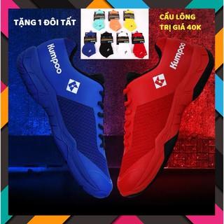 [Chính hãng] Giày cầu lông, bóng bàn Kumpoo D43 êm chân, bền, bảo hành 2 tháng, 1 đổi 1 trong vòng 15 ngày