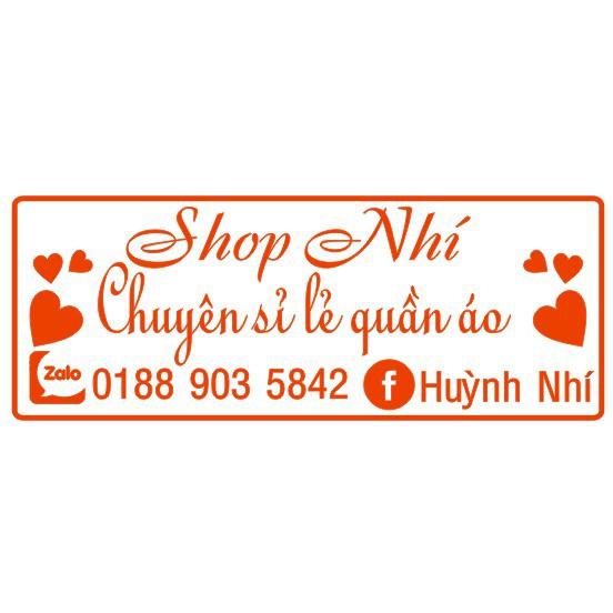 """[CHÍNH HÃNG]Con dấu Liên Mực """"Logo + Hình + Tên Shop + Biểu tượng"""" Product by Toan Quoc Stamp (Màu đỏ/ Màu xanh)"""