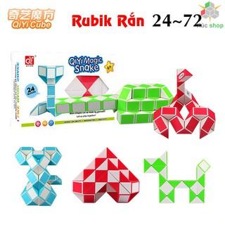 Rubik rắn – Magic Snake – 24 – 36 – 48 – 72 đoạn