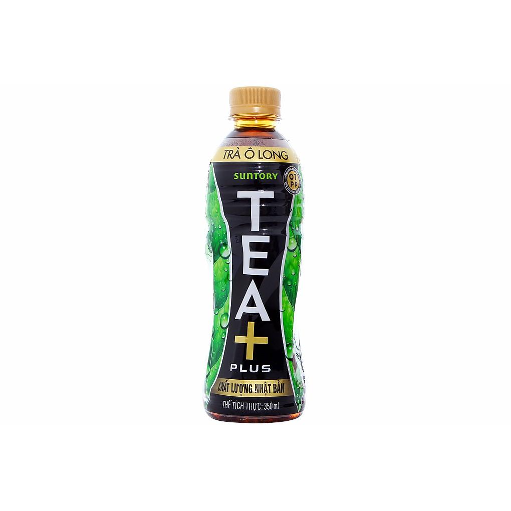 Trà Ô long Tea+ Plus chai 350ml