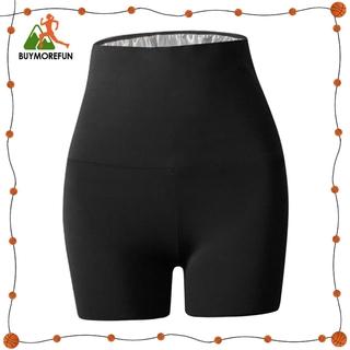 Sauna Pants Women, Thermo Leggings Shapers Burner Hot Sweat Body Shaper Pants Workout Capris