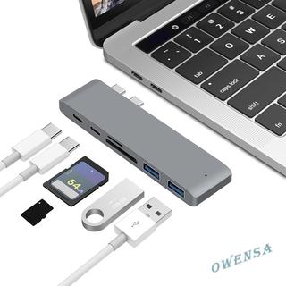 Đầu Đọc Thẻ Nhớ 2 Cổng Usb 3.0 Cho Macbook Pro Air