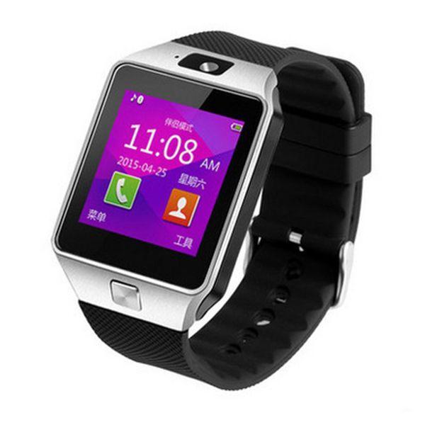 Đồng hồ thông minh Smart Watch Uwatch ZD09 (Đen phối Bạc)
