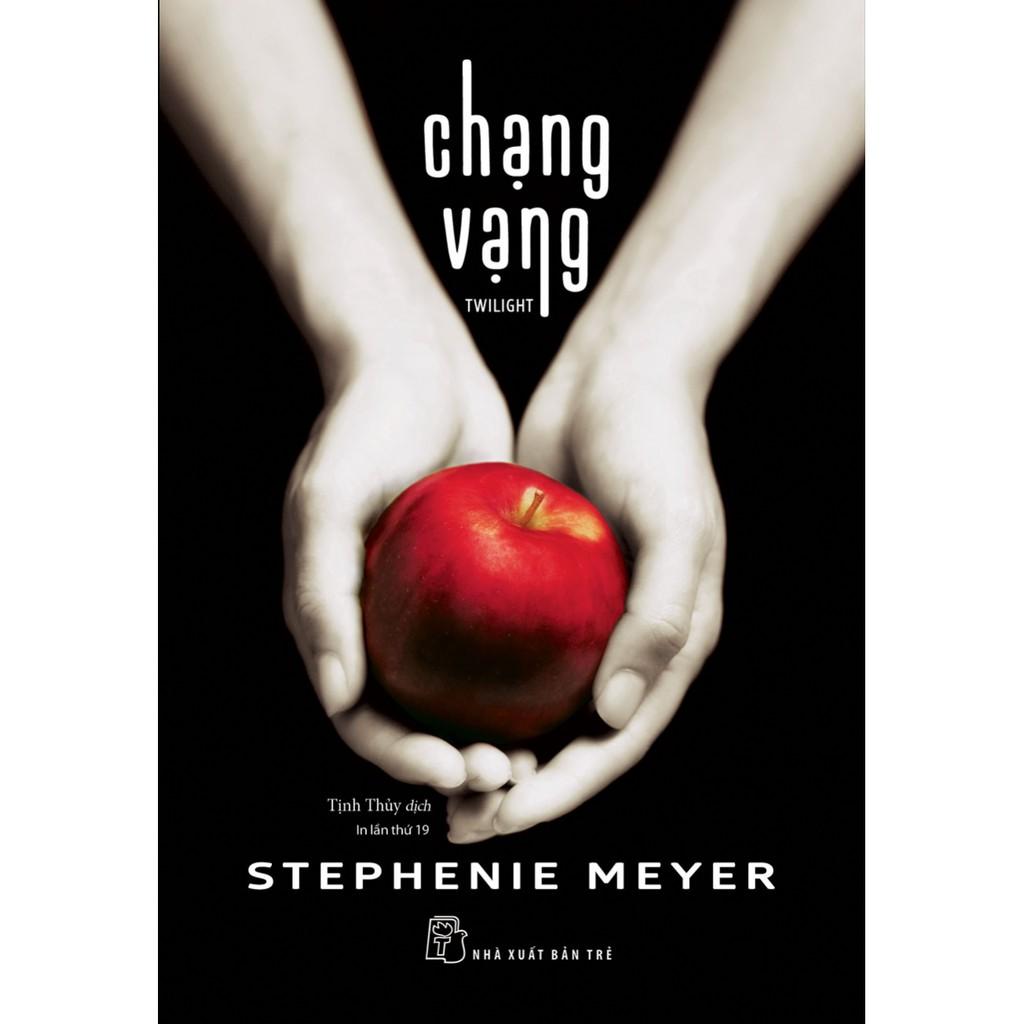 Sách-Stephenie Meyer:  Chạng vạng