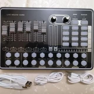 Sound card thu âm livestream H9 có bluetooth (Bản Quốc tế)