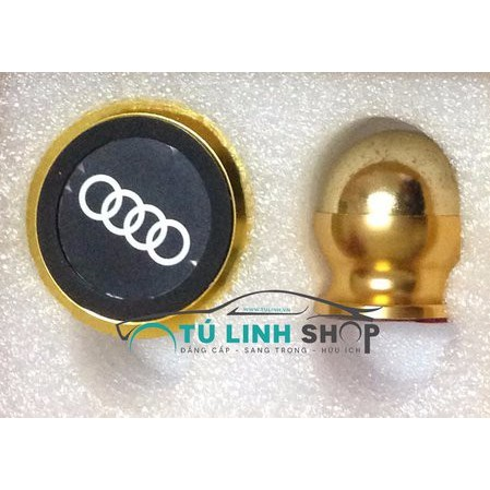 Giá đỡ điện thoại nam châm thời trang logo Audi