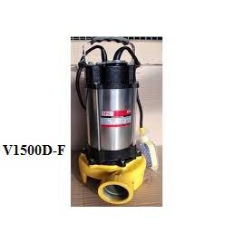 MÁY BƠM CHÌM (Bơm nước thải) HIỆU TPC V1500D-F