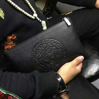 Túi da nhỏ gọn phong cách cho nam