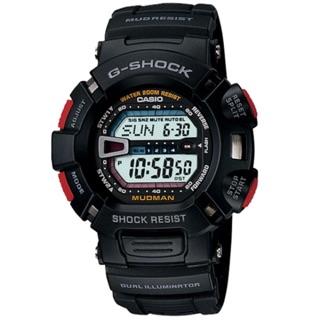ĐỒNG HỒ NAM CASIO G SHOCK MUDMAN - CHỐNG BÙN G-9000-1 CHÍNH HÃNG