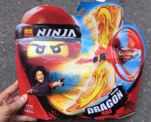con quay Ninja Go Lốc xoáy rồng điện -5 mẫu mới nhất