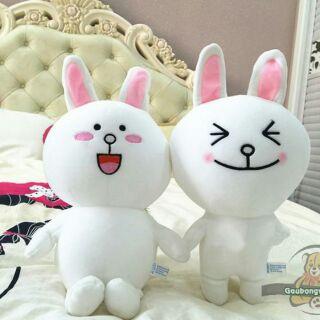 Thỏ bông trắng, thỏ bunny