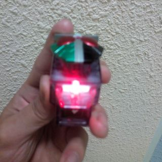 Mô hình switch Kamen Rider W loại có led