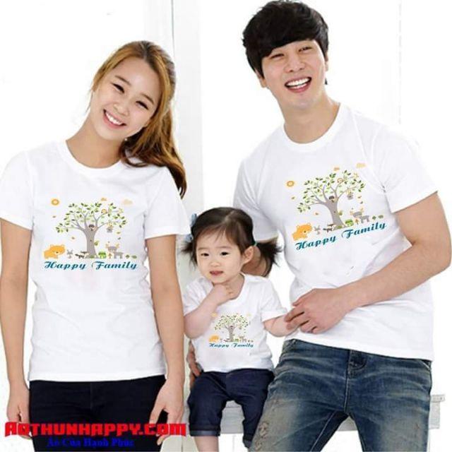 Combo 3 áo gia đình - 3152161 , 1138463090 , 322_1138463090 , 135000 , Combo-3-ao-gia-dinh-322_1138463090 , shopee.vn , Combo 3 áo gia đình